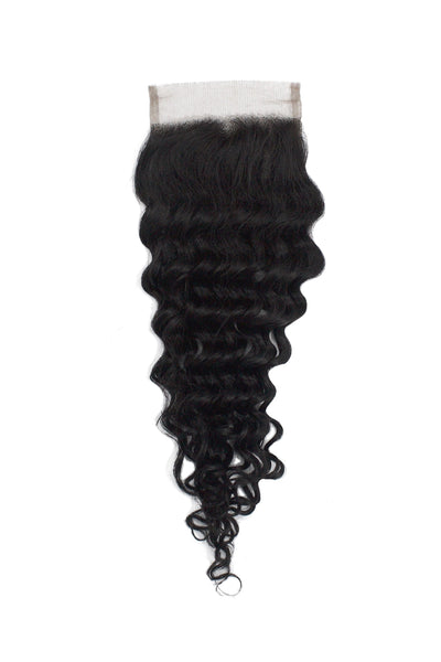 Peruvian Closure Professional Closure - Deep Wave
