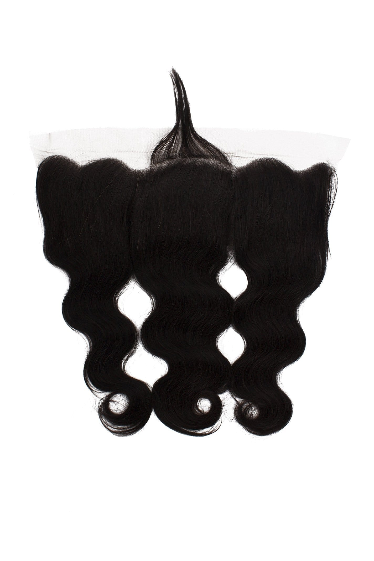 Peruvian Closure Professional Frontal - Body Wave
