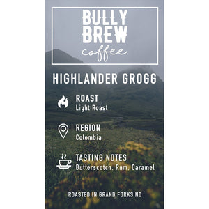 Highlander Grogg Coffee