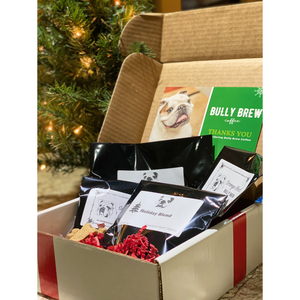 Bully Brew Coffee Holiday (Caffeinated) Gift Box
