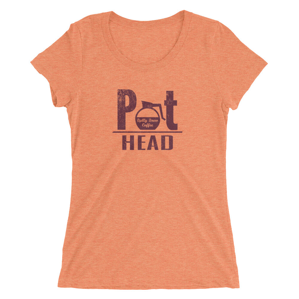 Pot Head Ladies' short sleeve t-shirt