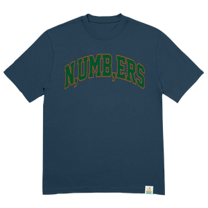 Numbers S/S T-Shirt Navy
