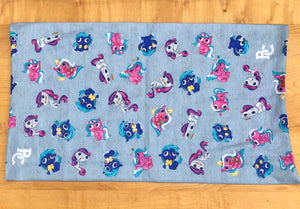 Pony-Print Multifunctional Bandana