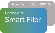 Smart Filer - Silver Tier:  500-999 TB  (price per TB per year)