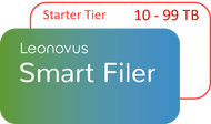 Smart Filer - Entry Tier:  10-99 TB   (price per TB per year)