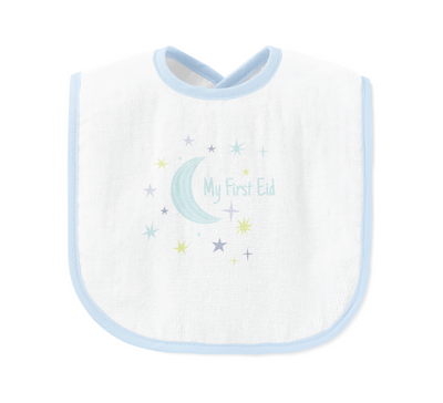 My First Eid Bib | Salaam Cards | Party Supplies