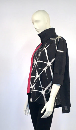 Graphic Mies Top