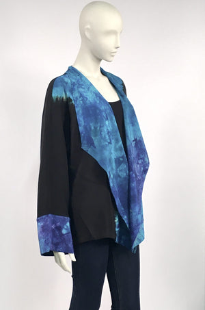Geode Four-Ply Silk Jacket