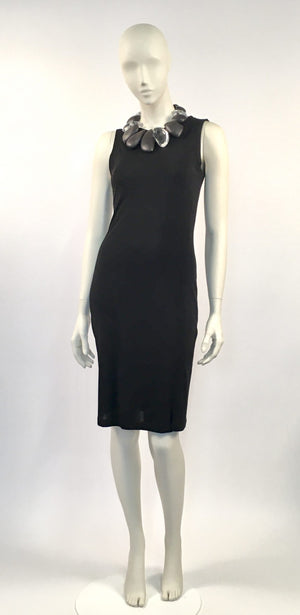 Delainey Matte Jersey Cocktail LBD