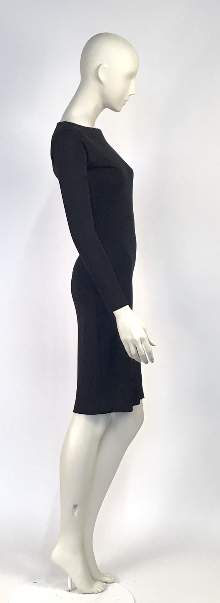 Audrey Matte Jersey Cocktail Dress