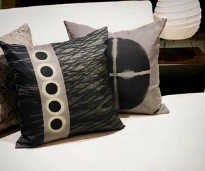 Dotted Stripe Pillow