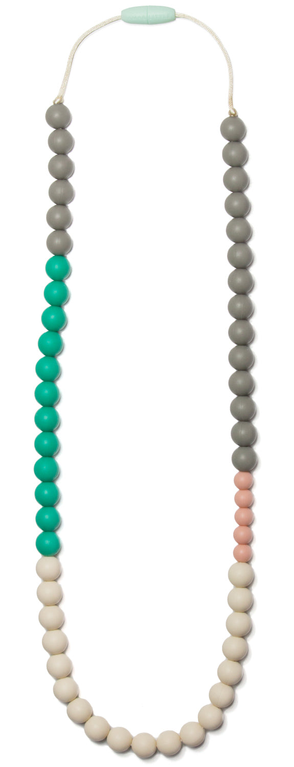 Olivia Mermaid Teething Necklace