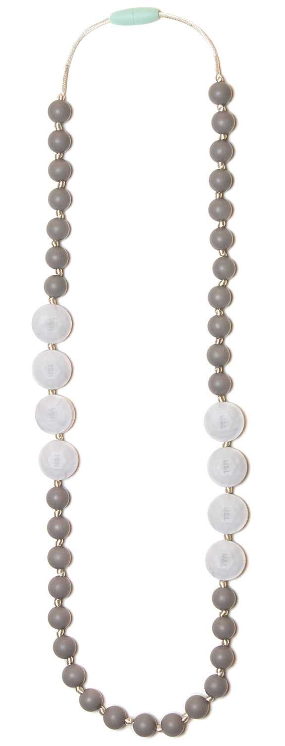 Sofia Marble Teething Necklace