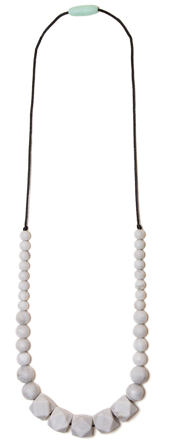 Sol Marble Teething Necklace