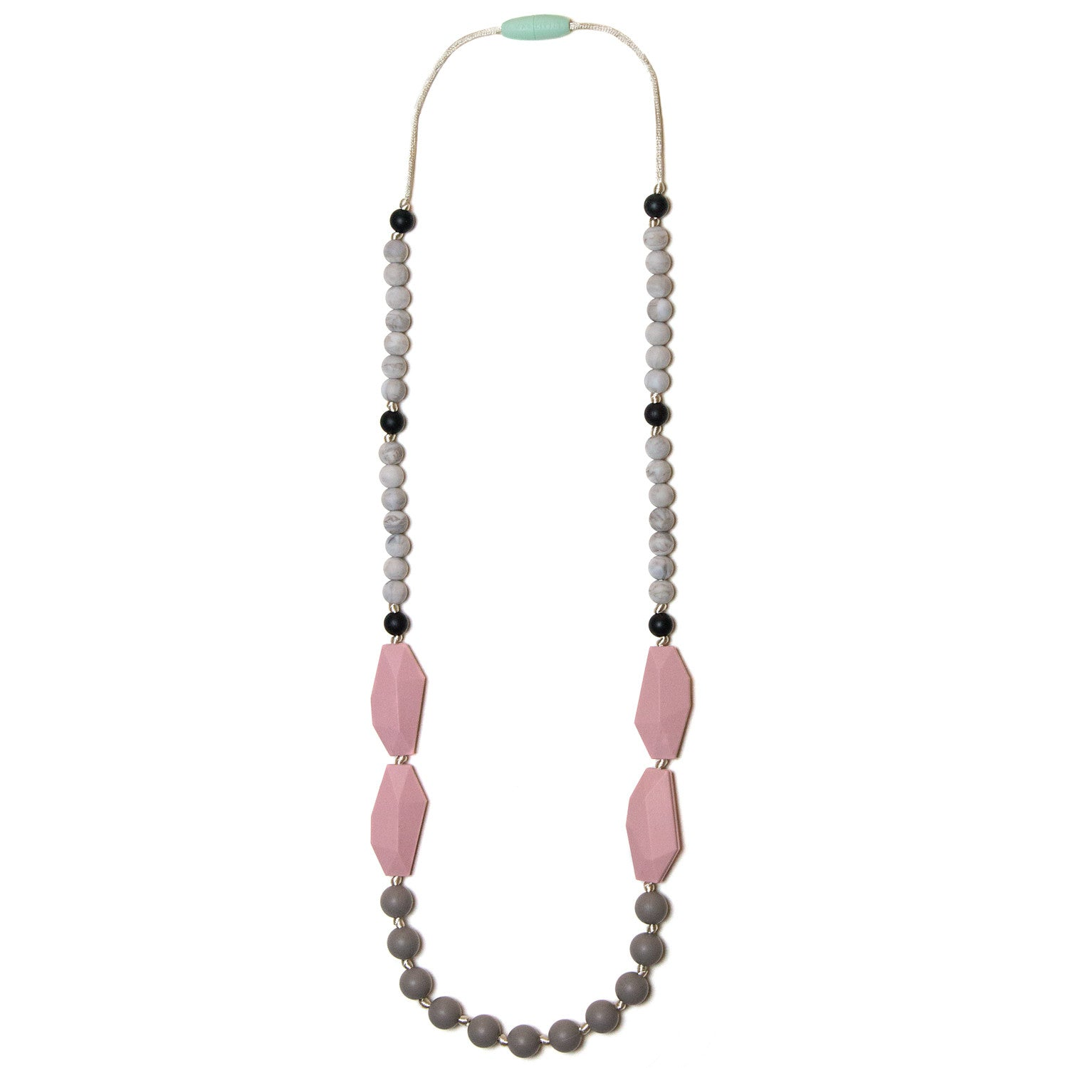 Frida Rose Teething Necklace