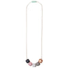 Teresa Silicone Teething Necklace- Marble