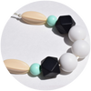 Audrey Silicone Teething Necklace