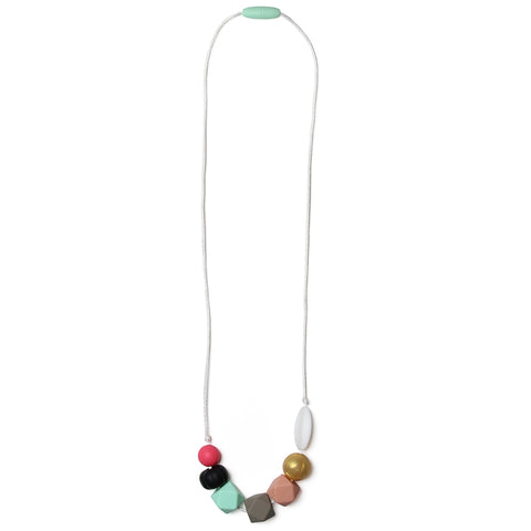 Jess Silicone Teething Necklace