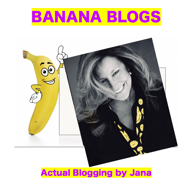 Banana Blogs
