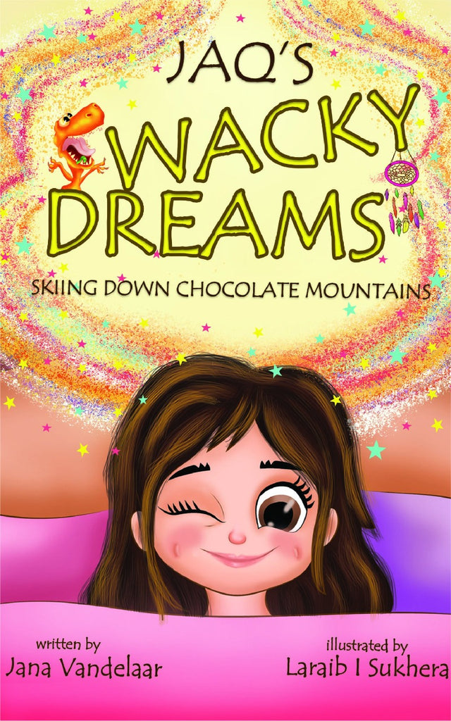 JAQ'S WACKY DREAMS - Skiing Down Chocolate Mountains