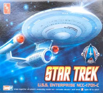 AMTAMT661/12 - 1/2500 Star Trek Enterprise 1701-C