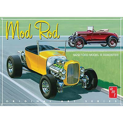 Amtamt   Ford Model A Roadster Oas