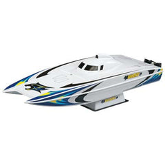 AQUAQUB1811 - Wildcat EP Brushless Catamaran TTX300 2.4GHz RTR