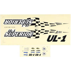 AQUAQUB6302 - Decal Sheet UL-1 Superior