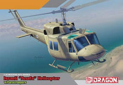 DML3543 - 1/35 IAF UH-1N Helicopter w/IDF Paratroopers