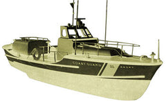 "DUM1203 - US Coast Guard Lifeboat 33"" Kit"