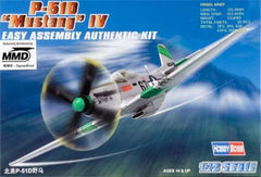 HBOHY80230 - 1/72 Easy Build P-51D Mustang IV