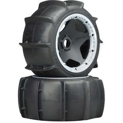 HPI4741 - Mounted Sand Buster Paddle Tire M Compound (2)