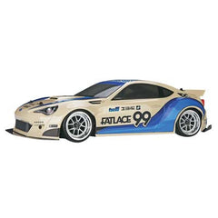 HPI114356 - RS4 Sport 3 Drift RTR w/Subaru BRZ Body