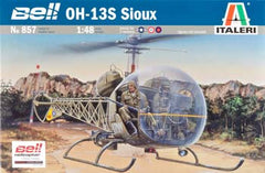 ITA0857S - 1/48 OH 13S Sioux
