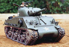 TAM56014 - 1/16 M4 Sherman Tank 105mm Kit