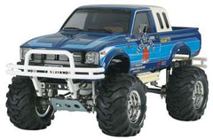 TAM58519 - 1/10 Toyota Bruiser 4x4 2012 Edition Kit