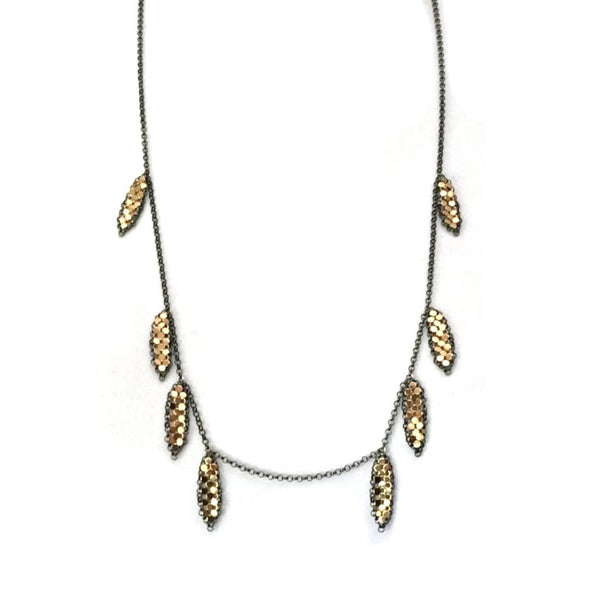 Mesh Lei Necklace