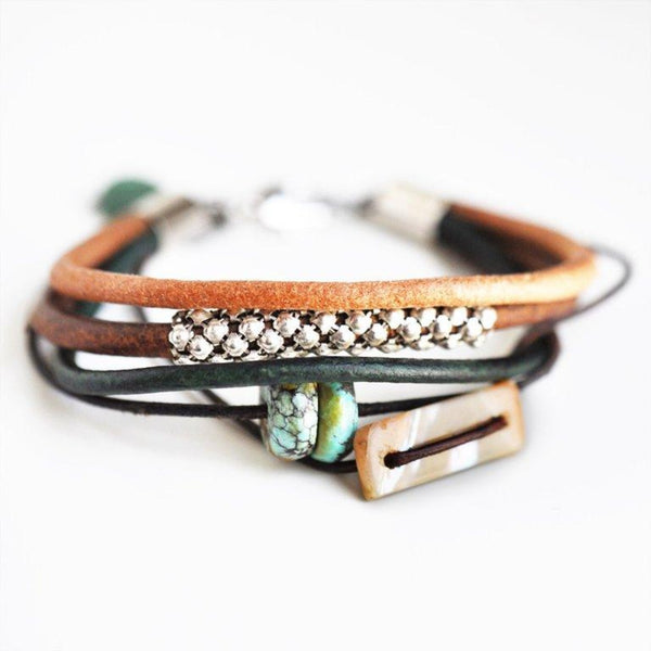 Mixology Sand + Sea Bracelet