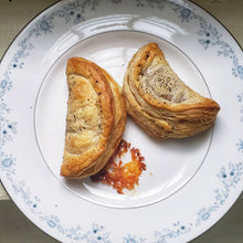 Load image into Gallery viewer, Bake at Home Savoury Turnovers (x6)