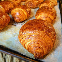 Load image into Gallery viewer, Bake at Home Jumbo Butter Croissants (x6)