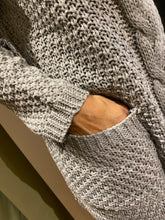 Load image into Gallery viewer, Knit Pocket Cardi