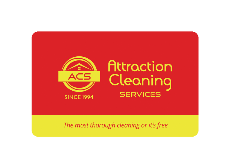 Attraction Cleaning Services