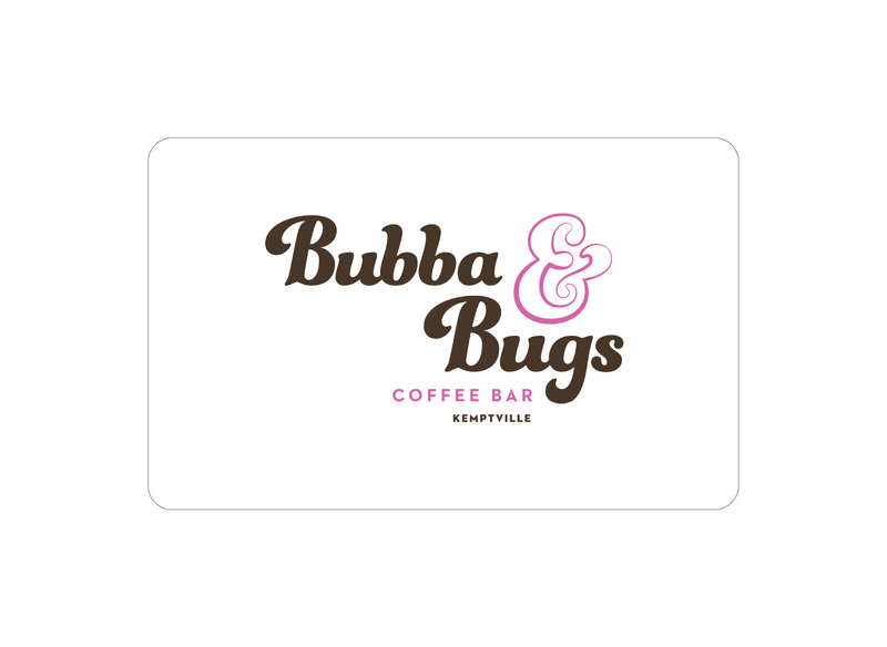 Bubba & Bugs Coffee Bar