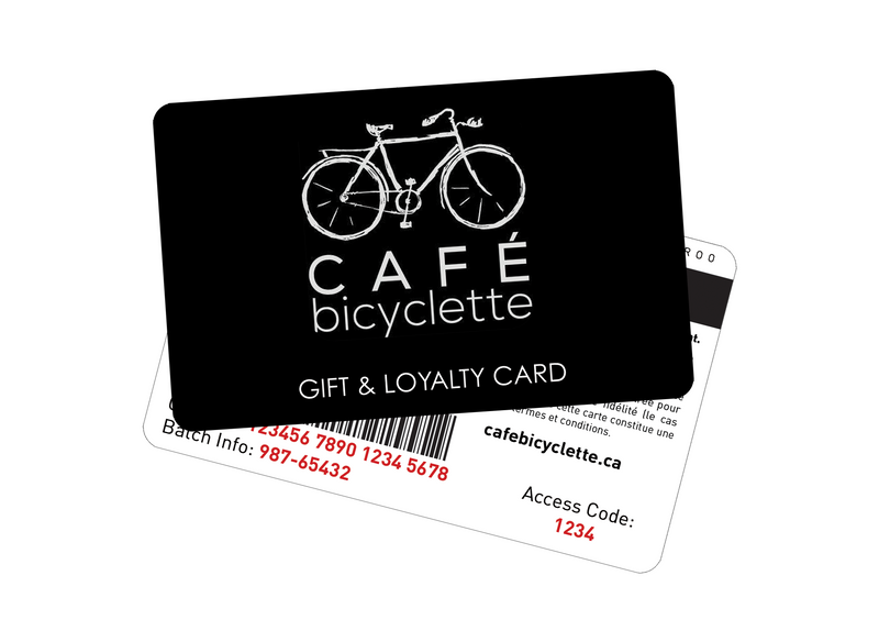 Cafe Bicyclette