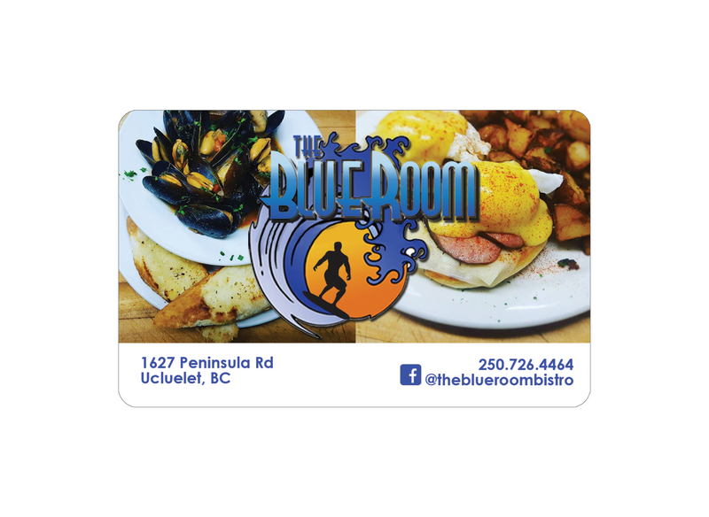 The Blue Room Bistro