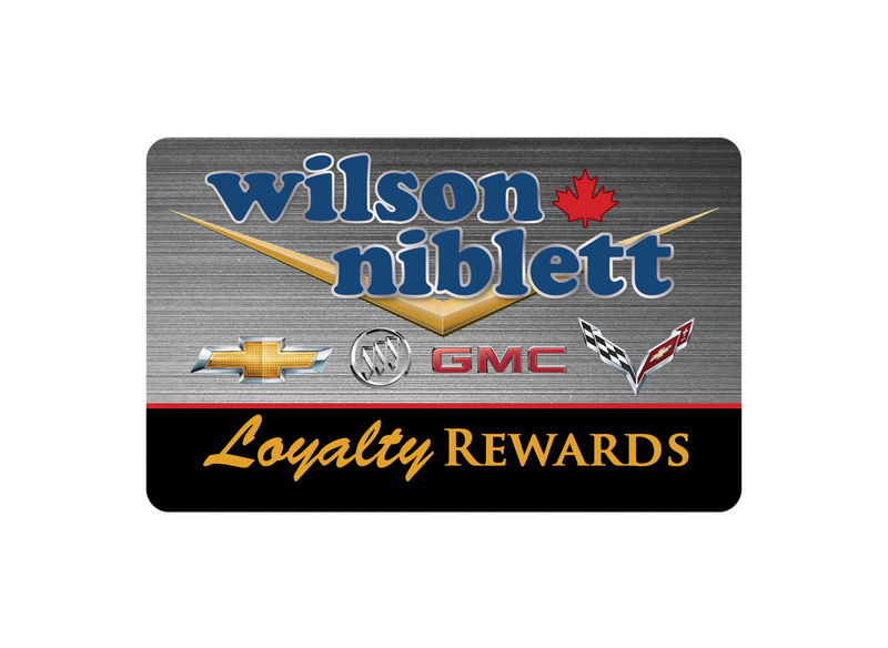 Wilson Niblett Motors Ltd.