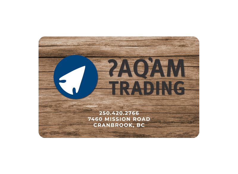Aq'am Trading ltd.