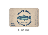 Jake's Grill & Oyster Bar