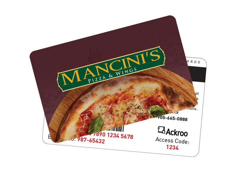 Mancini's Pizza and Wings