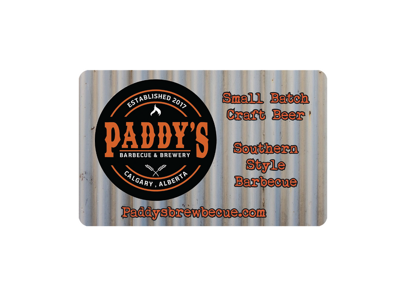 Paddy's Barbecue & Brewery